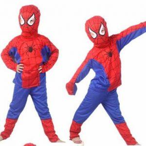 Déguisement enfant Spider Man – Taille S e7f7f9654a5b